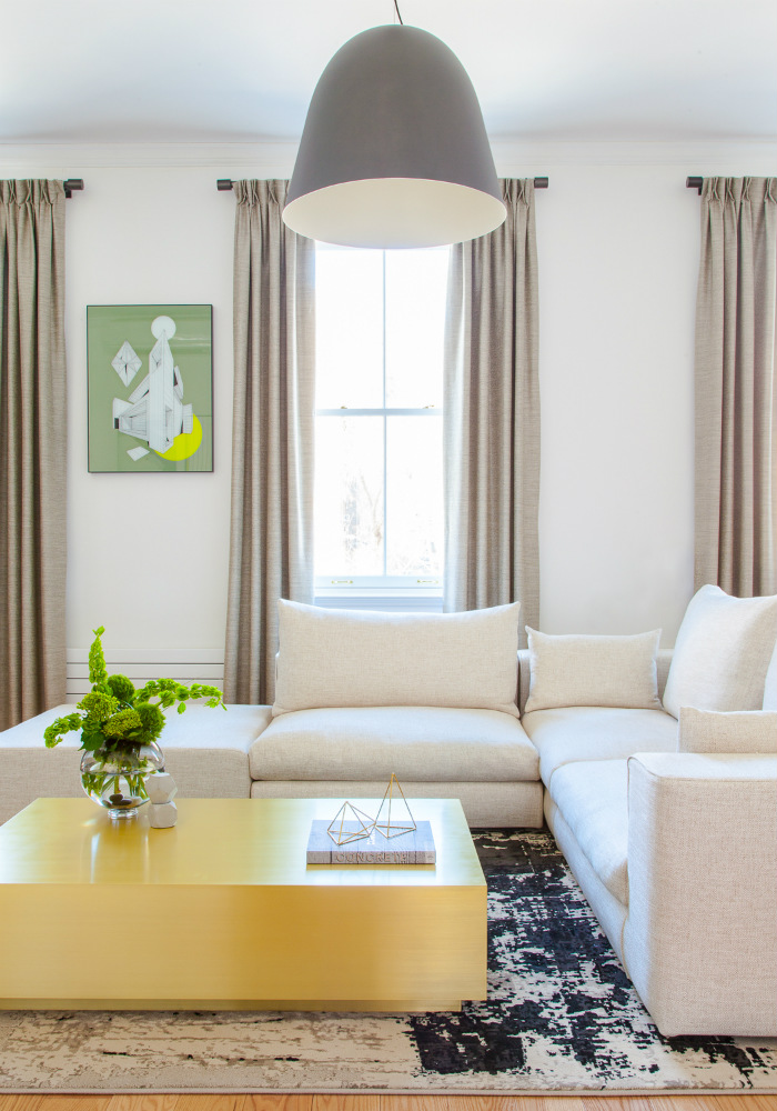 NYC Apartment Interior Design | Chelsea, New York City