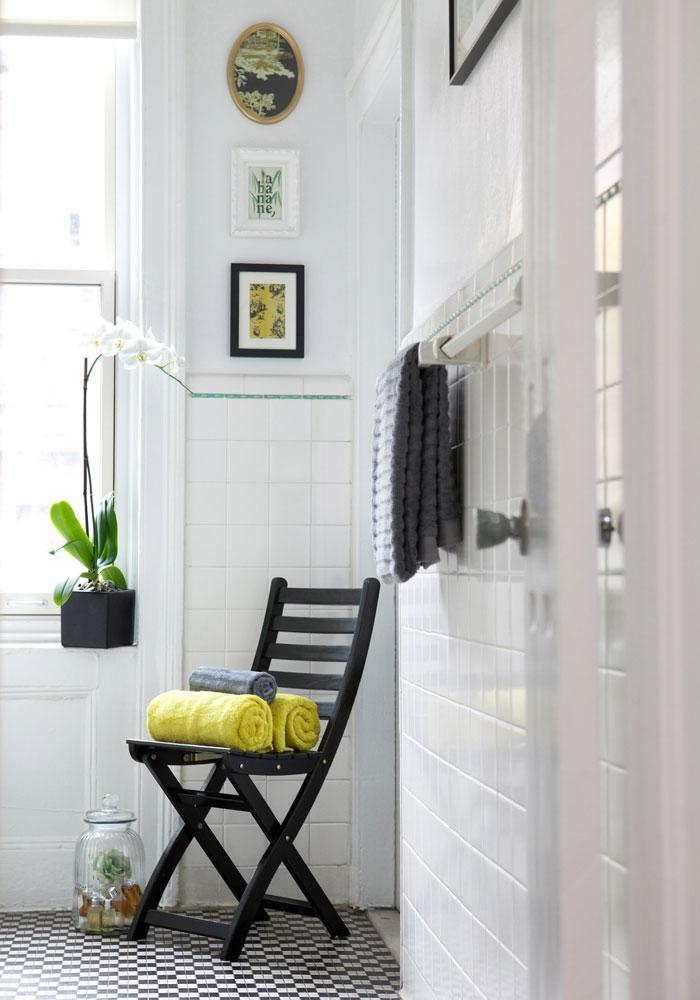 Nyc townhouse interior design west village new york city - Bathroom design nyc ...