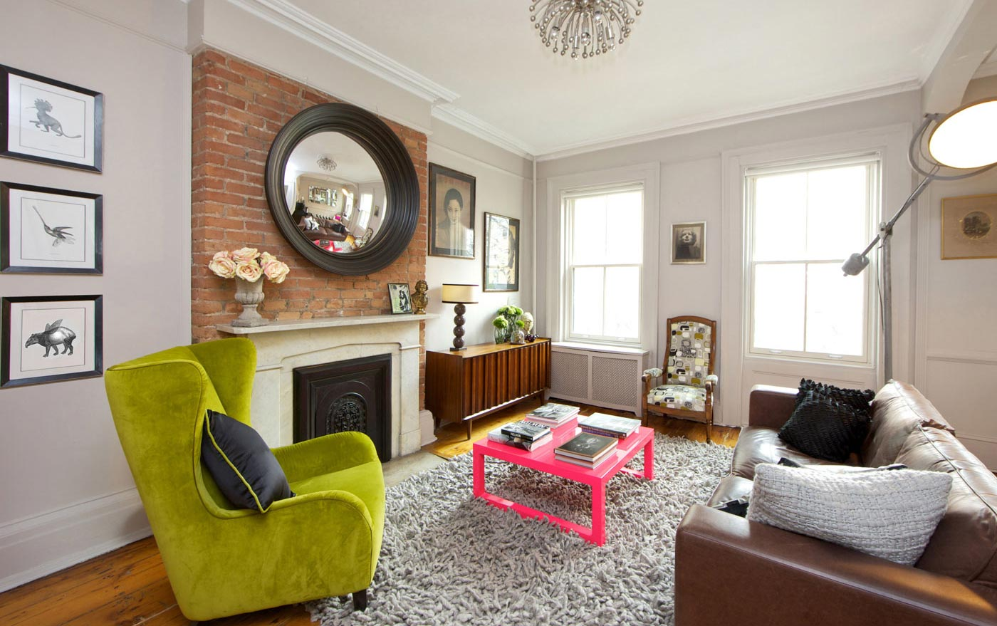 NYC Townhouse Interior Design